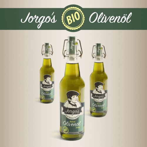 Jorgos Olivenöl