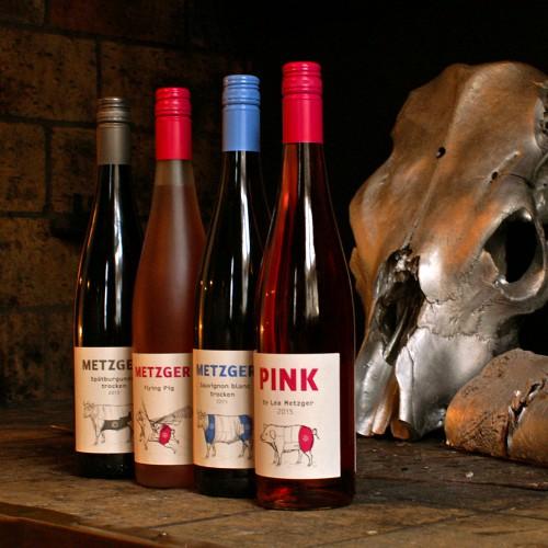 Weinpaket Metzger
